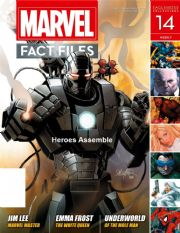 Marvel Fact Files #14 Eaglemoss Publications